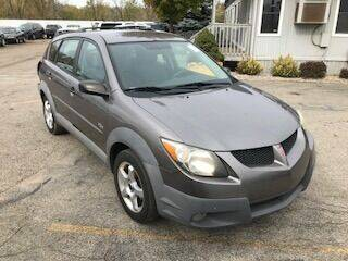 2003 Pontiac Vibe for sale at WELLER BUDGET LOT in Grand Rapids MI