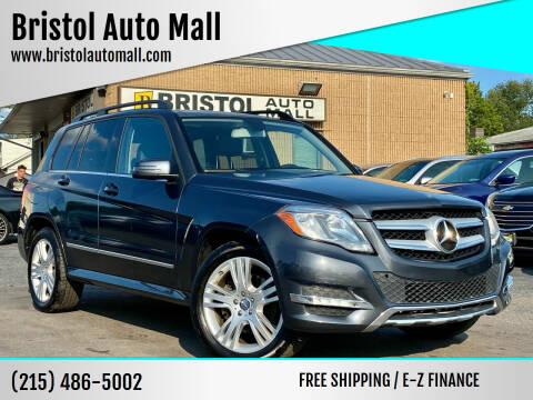 2014 Mercedes-Benz GLK for sale at Bristol Auto Mall in Levittown PA