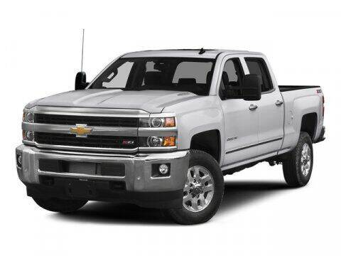 2015 Chevrolet Silverado 2500HD for sale at Auto Finance of Raleigh in Raleigh NC