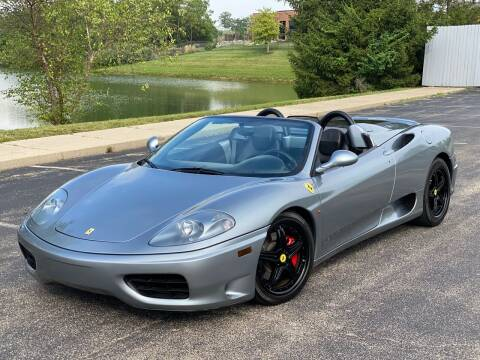2003 Ferrari 360 Spider for sale at DriveSmart Auto Sales in West Chester OH