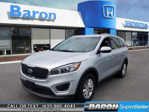 2017 Kia Sorento for sale at Baron Super Center in Patchogue NY