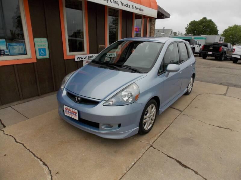 2008 Honda Fit for sale at Autoland in Cedar Rapids IA