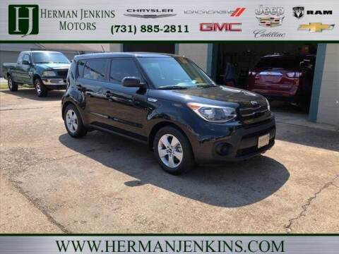 2018 Kia Soul for sale at Herman Jenkins Used Cars in Union City TN