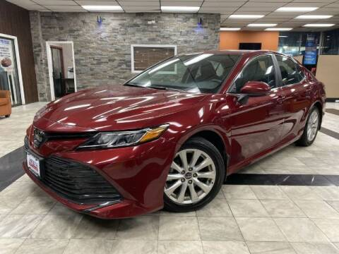 2020 Toyota Camry for sale at Sonias Auto Sales in Worcester MA