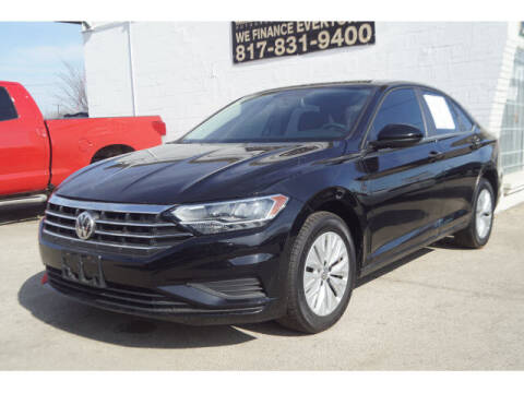 2019 Volkswagen Jetta for sale at Watson Auto Group in Fort Worth TX