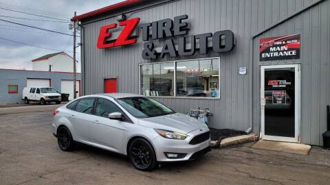2016 Ford Focus for sale at EZ Tire & Auto in North Tonawanda NY