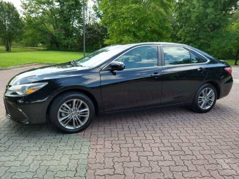 2015 Toyota Camry for sale at CARS PLUS in Fayetteville TN