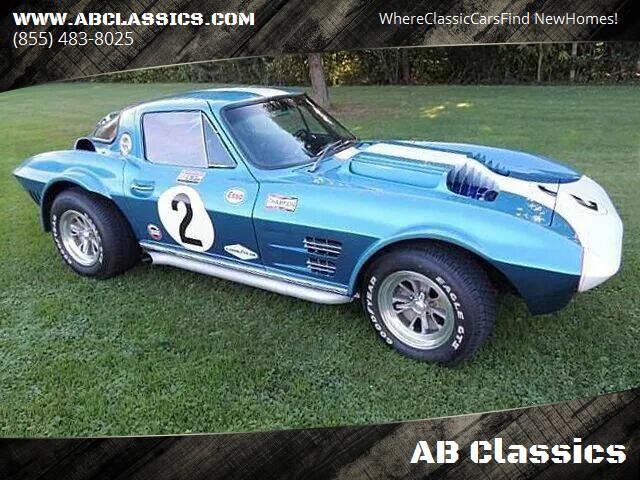 1963 Chevrolet Corvette for sale at AB Classics in Malone NY