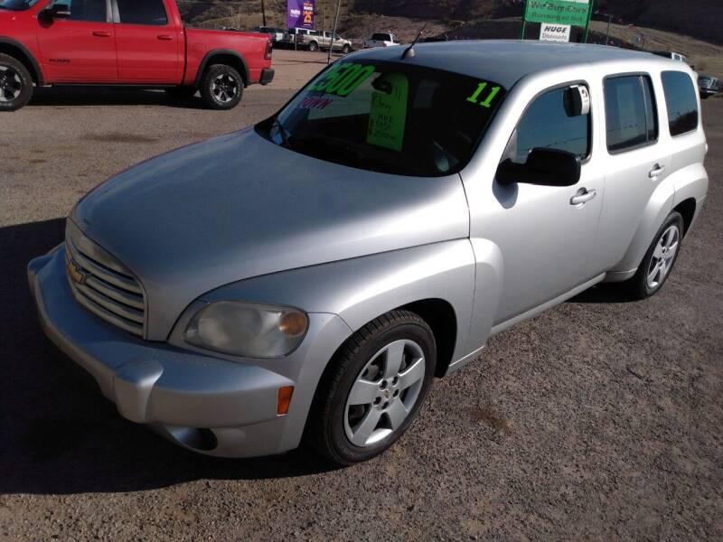 2011 Chevrolet HHR for sale at Hilltop Motors in Globe AZ