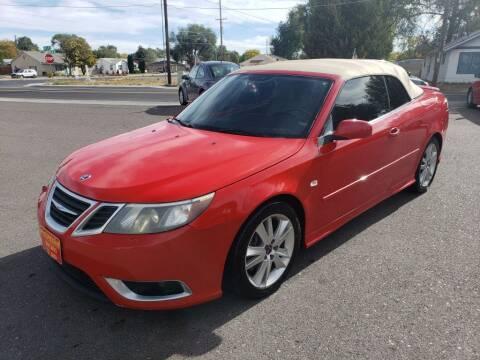 2008 Saab 9-3 for sale at Progressive Auto Sales in Twin Falls ID