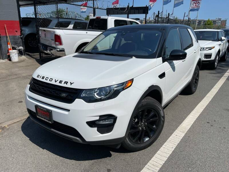 2017 Land Rover Discovery Sport for sale at Newark Auto Sports Co. in Newark NJ