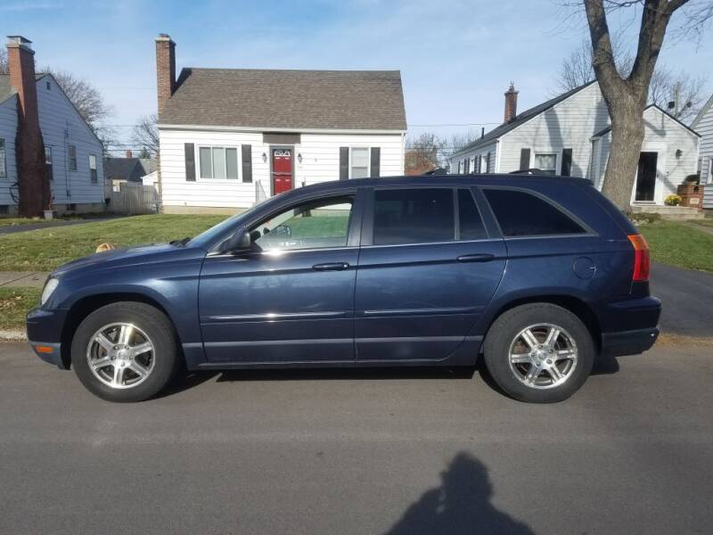 2008 Chrysler Pacifica for sale at REM Motors in Columbus OH