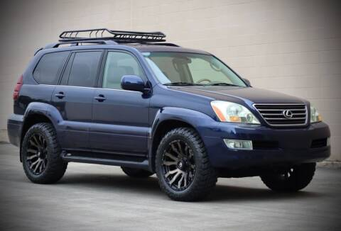 2006 Lexus GX 470 for sale at MS Motors in Portland OR