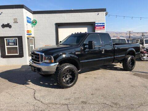 1999 Ford F-250 Super Duty for sale at Independent Performance Sales & Service in Wenatchee WA