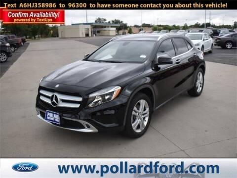 2017 Mercedes-Benz GLA for sale at South Plains Autoplex by RANDY BUCHANAN in Lubbock TX