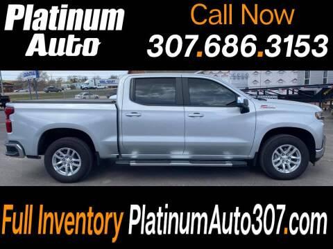 2019 Chevrolet Silverado 1500 for sale at Platinum Auto in Gillette WY
