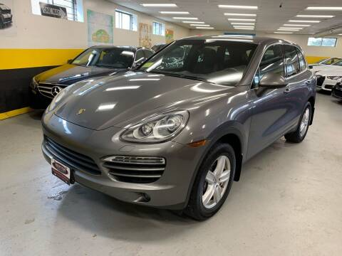 2013 Porsche Cayenne for sale at Newton Automotive and Sales in Newton MA
