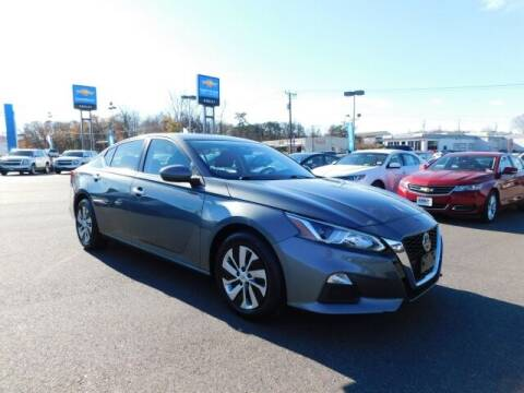2020 Nissan Altima for sale at Radley Cadillac in Fredericksburg VA