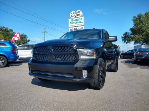 2014 RAM Ram Pickup 1500 for sale at BAYSIDE AUTOMALL in Lakeland FL