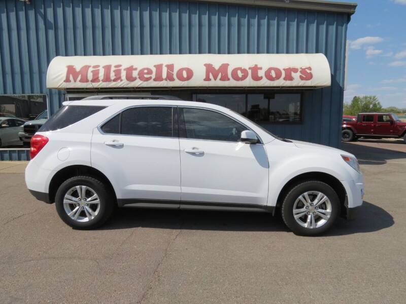 2012 Chevrolet Equinox for sale in Fairmont, MN