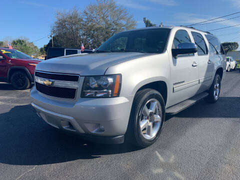 2011 Chevrolet Suburban for sale at Bargain Auto Sales in West Palm Beach FL