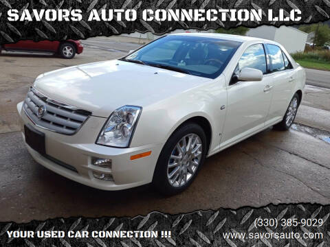 2006 Cadillac STS for sale at SAVORS AUTO CONNECTION LLC in East Liverpool OH