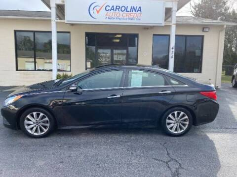 2014 Hyundai Sonata for sale at Carolina Auto Credit in Youngsville NC
