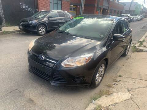 2013 Ford Focus for sale at Rockland Center Enterprises in Boston MA