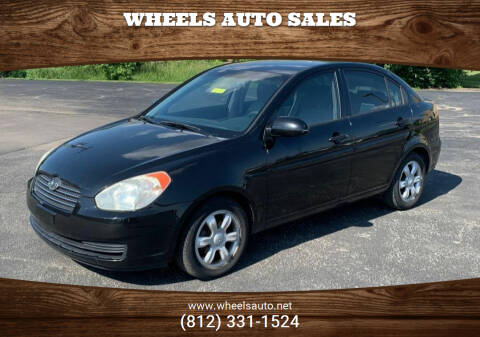 2006 Hyundai Accent for sale at Wheels Auto Sales in Bloomington IN