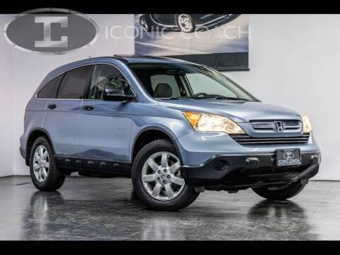 2007 Honda CR-V for sale at Iconic Coach in San Diego CA