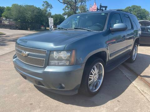 2008 Chevrolet Tahoe for sale at Newsed Auto in Houston TX