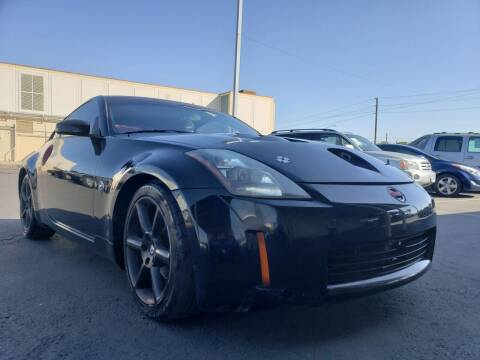 2003 Nissan 350Z for sale at Express Auto Sales in Sacramento CA