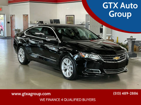 2018 Chevrolet Impala for sale at UNCARRO in West Chester OH
