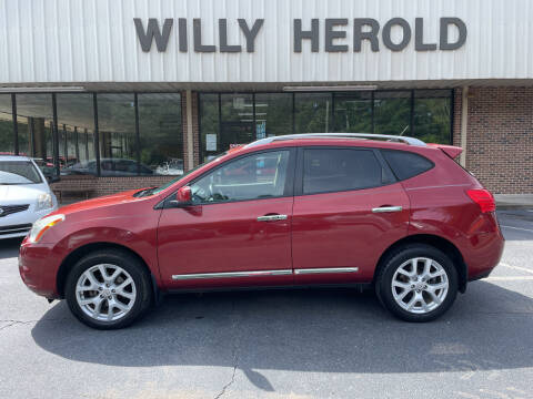 2011 Nissan Rogue for sale at Willy Herold Automotive in Columbus GA