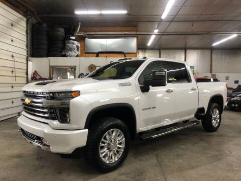 2020 Chevrolet Silverado 3500HD for sale at T James Motorsports in Gibsonia PA