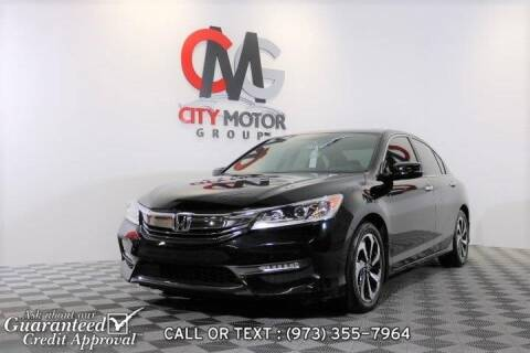 2016 Honda Accord for sale at City Motor Group, Inc. in Wanaque NJ