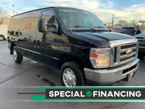2013 Ford E-Series Cargo for sale at Dixie Motors in Fairfield OH
