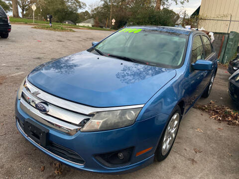 2010 Ford Fusion for sale at Noel Motors LLC in Griffin GA