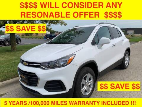 2019 Chevrolet Trax for sale at Mikes Auto Forum in Bensenville IL