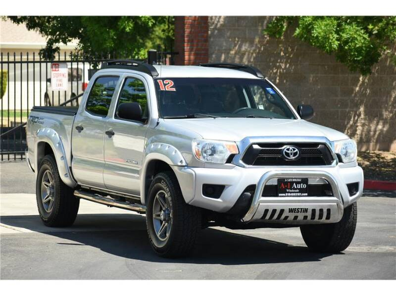 2012 Toyota Tacoma for sale at A-1 Auto Wholesale in Sacramento CA