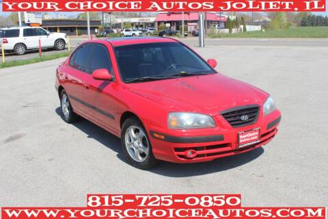 2005 Hyundai Elantra for sale at Your Choice Autos - Joliet in Joliet IL
