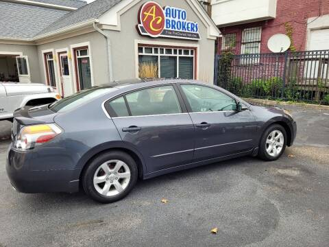 2007 Nissan Altima for sale at AC Auto Brokers in Atlantic City NJ