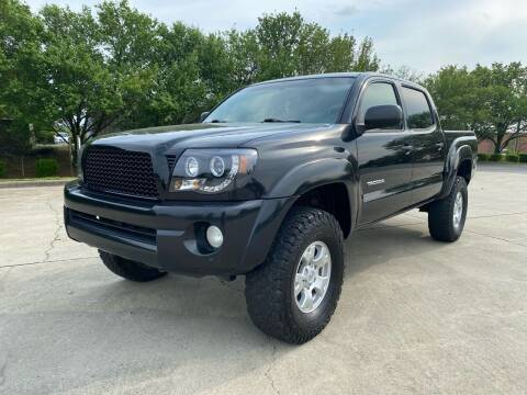 2009 Toyota Tacoma for sale at Triple A's Motors in Greensboro NC