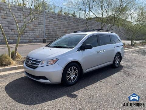2013 Honda Odyssey for sale at AUTO HOUSE TEMPE in Tempe AZ