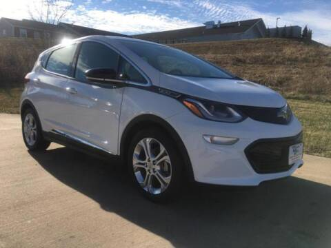 2021 Chevrolet Bolt EV for sale at MODERN AUTO CO in Washington MO