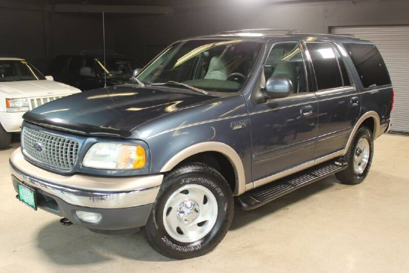 1999 Ford Expedition for sale at AUTOLEGENDS in Stow OH