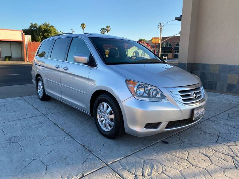 2010 Honda Odyssey for sale at Exceptional Motors in Sacramento CA