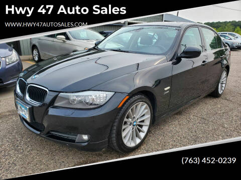 2009 BMW 3 Series for sale at Hwy 47 Auto Sales in Saint Francis MN
