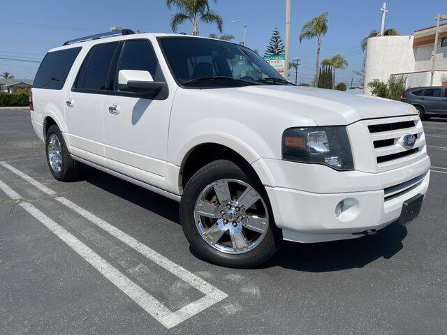 2009 Ford Expedition EL for sale at Beach Auto Group LLC in Midway City CA