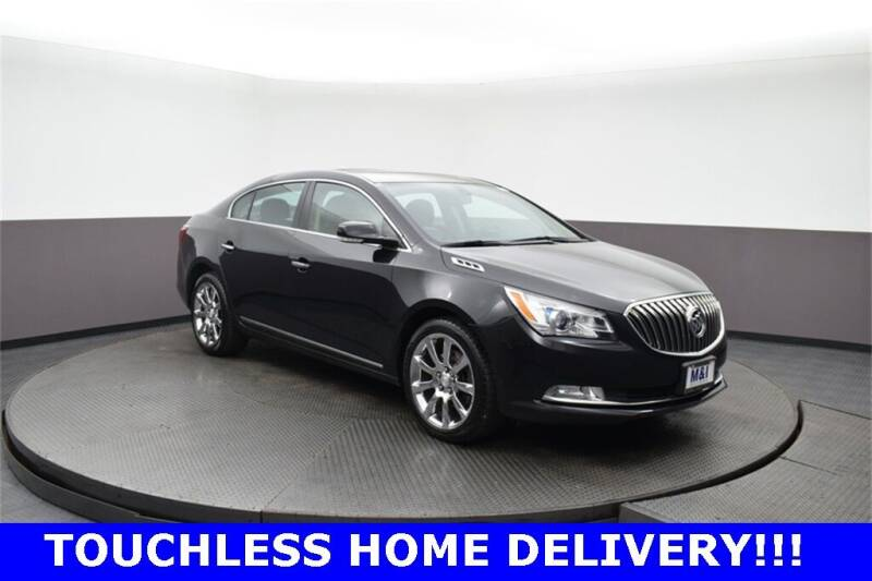 2014 Buick LaCrosse for sale at M & I Imports in Highland Park IL
